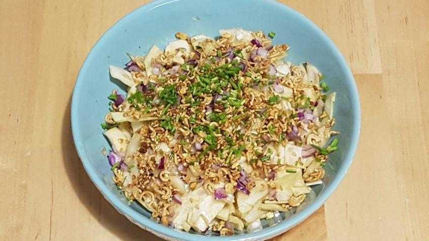 YumYum Salat vegan